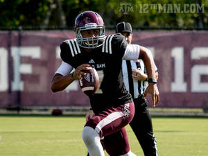Kenny Hill is set to take over as the next quarterback for Texas AM Photo courtesy of Texas AM Athletics