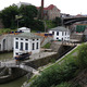 Locks 67-71 on the Erie Canal