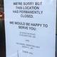 Friendly's Restaurant in Tewksbury closed for good this week.