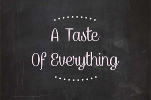 Medium a taste of everything logo 2
