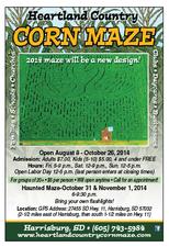 Medium corn maze